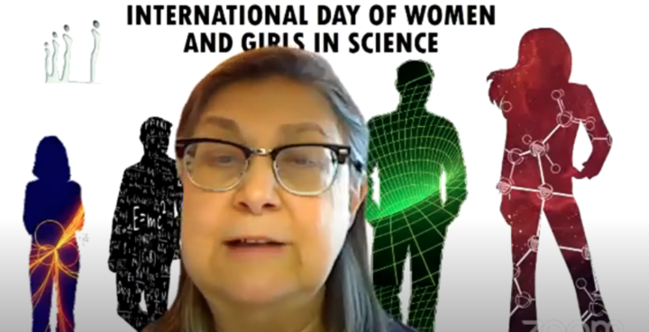 Women and Girls in Science 2021